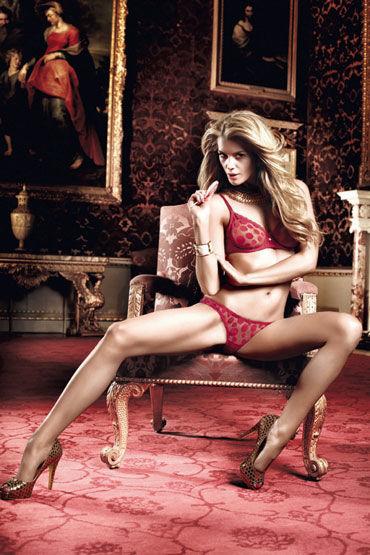 Baci комплект, бордовый Бюстгальтер и трусики baci комплект белья красный бюстгальтер с открытой грудью и трусики