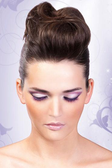 Baci Lashes Deluxe, фиолетовый Накладные ресницы накладные ресницы вечерняя кадриль
