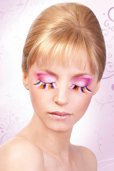 Baci Lashes, разноцветный Накладные ресницы baci lashes разноцветный длинные накладные ресницы