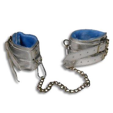 Sitabella BDSM Оковы, серебряные С мехом