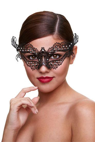 Baci Dreams Mask Hidden Маска со стразами baci dreams pastee midnight flower пэстисы в форме цветка