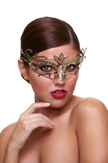 Baci Dreams Mask Private Affair Маска со стразами маска entice mystique mask – золотистая