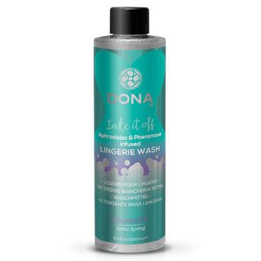 Dona Lingerie Wash Naughty Aroma Sinful Spring, 250 мл Кондиционер для белья с ароматом Шалость парик fever хлоя красный