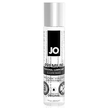 System JO Premium Lubricant, 30 мл Нейтральный лубрикант на силиконовой основе нейтральный любрикант на водной основе jo personal lubricant h2o 120 мл