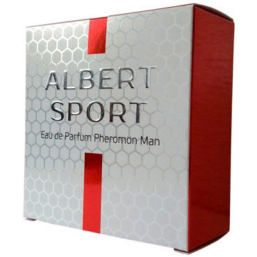 Natural Instinct Albert Sport для мужчин, 100 мл Духи с феромонами desire invinsible 5 мл духи с феромонами для мужчин