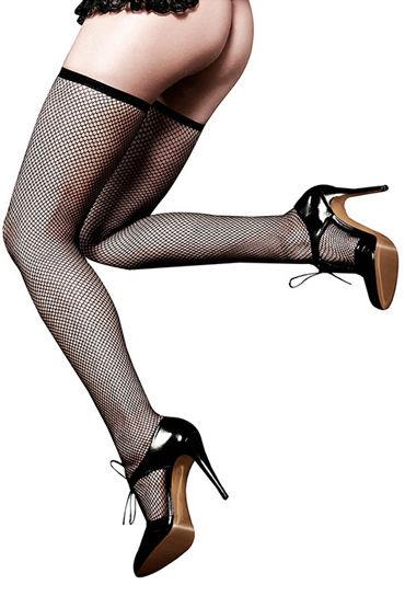 Baci Чулки классические, черные Ажурные в сетку модальные четыре пары носки ажурные чулки женские короткие чулки сетки колготки сексуальный дупло
