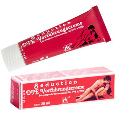 Milan Seduction, 28 мл Крем, усиливающий сексуальное желание milan liebes zucker man 100 гр стимулирующее средство для мужчин