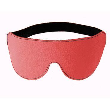 Sitabella Маска красный Закрытая, с подкладкой beastly маска черно красная в форме птичьего крыла