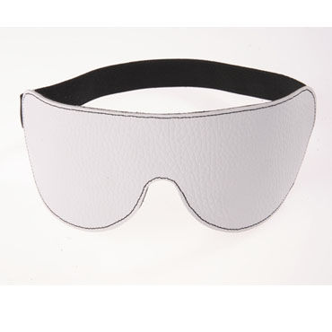Sitabella Маска белый Закрытая, с подкладкой sitabella маска белый с отстегивающимися шорами