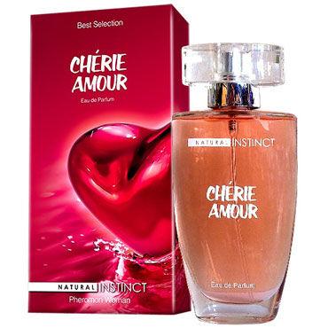 Natural Instinct Cherie Amour для женщин, 50 мл Духи с феромонами скрабы shemen amour грязевой скраб для лица shemen amour black mud 250мл