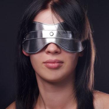 Sitabella маска серебряная Универсального размера joydivision thats all you need 100мл гель смазка на силиконовой основе
