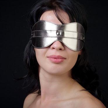 Sitabella Маска золотой Универсального размера sitabella маска красный украшенная сердечками