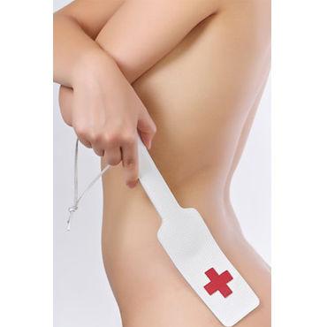 Sitabella хлопалка Отличный аксессуар к костюму медсестры sitabella бита с рукоятью фаллосом