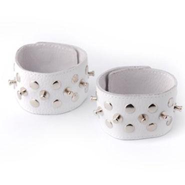 Sitabella напульсники Украшены золотистой фурнитурой sitabella наручники украшены шипами