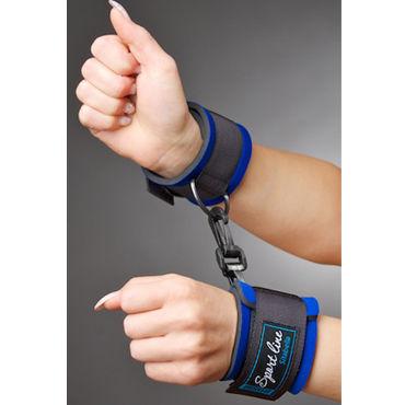 Sitabella наручники Мягкие, на липучках giant lover вибратор 38 см реалистичный вибратор размером xxl