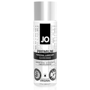 System JO Premium Lubricant, 60 мл Нейтральный лубрикант на силиконовой основе baile pretty love special с реалистичной головкой черная анальная пробка