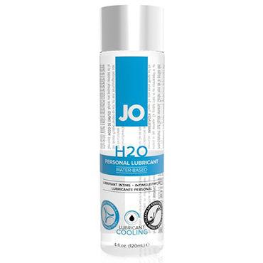 System JO H2O Cooling, 120 мл Охлаждающий лубрикант на водной основе д смазки на водной основе system jo