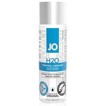 System JO H2O, 60 мл Нейтральный лубрикант на водной основе тестер system jo peachy lips 3 мл