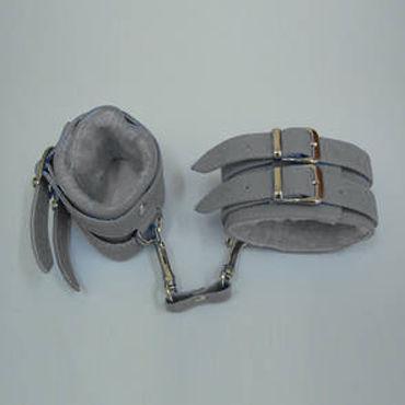 Sitabella наручники С меховой подкладкой ouch wooden bridle с фиолетовым ремешком кляп в форме палочки