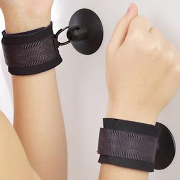 Sitabella наручники С мощными присосками sitabella наручники тканевые для фиксации