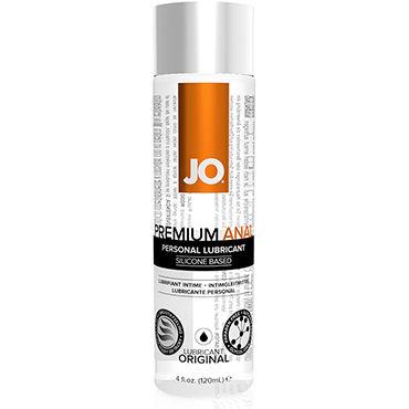 System JO Anal Premium, 120 мл Анальный лубрикант на силиконовой основе system jo clitoral gel chill 10 мл стимулирующий гель для клитора мягкого действия