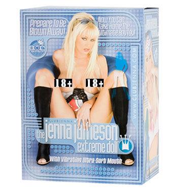 Doc Johnson Jenna Jameson Надувная кукла блондинка