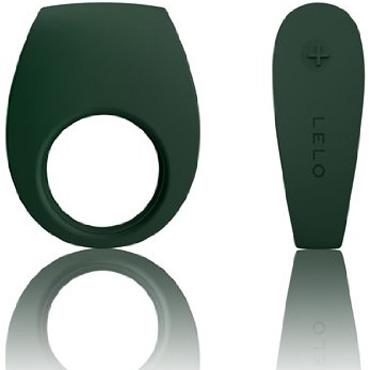 Lelo Tor 2, зеленое Перезаряжаемое эрекционное кольцо с вибрацией, водонепроницаемое svakom wendy черное эрекционное кольцо с вибрацией