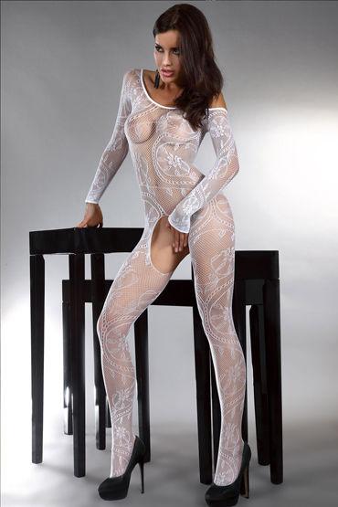 цена Livia Corsetti Abra, белый Боди-комбинезон онлайн в 2017 году