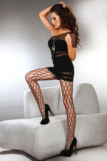 Livia Corsetti Adira Колготки в крупную сетку livia corsetti ahava колготки в мелкую сетку