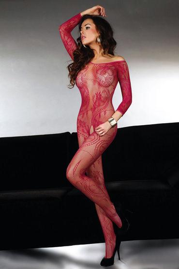 Livia Corsetti Abra, бордовый Боди-комбинезон livia corsetti amkezia боди комбинезон