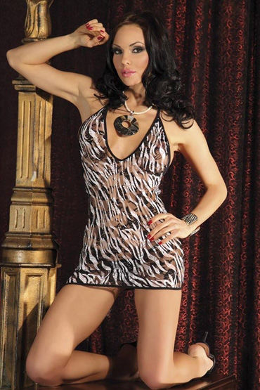 Passion Kaja Бэби-долл Трусики в комплекте фаллоимитатор насадка vac u lock 7 5 thin realistic телесная