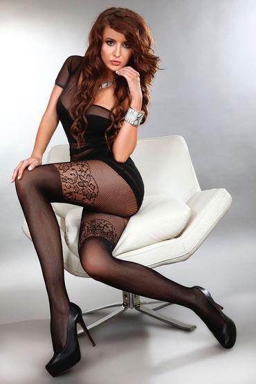Livia Corsetti Batya Колготки в мелкую сетку livia corsetti ahava колготки в мелкую сетку