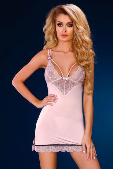 Livia Corsetti Leslie Сорочка и трусики livia corsetti reve blanc белый пеньюар сорочка и трусики