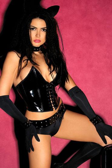 Obsessive Pussycat, черный Костюм женщины-кошки the pussycat dolls the pussycat dolls doll domination
