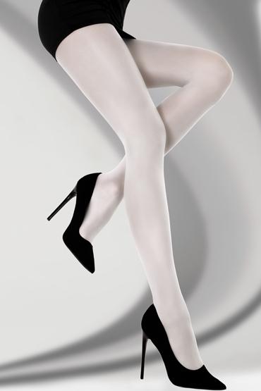 LivCo Corsetti Bryne 40 den, белые Колготки однотонные майка классическая printio deacon squad