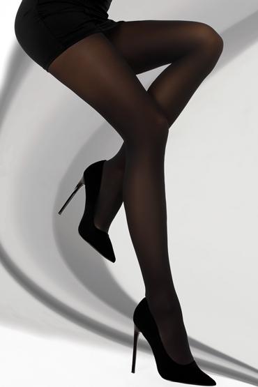 LivCo Corsetti Clamancea 60 den, черные Колготки однотонные livco corsetti gawrila 20 den черные чулки контрастным декором