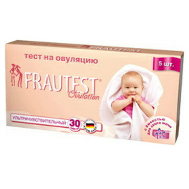 Frautest Ovulation N5