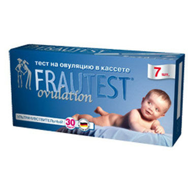 Frautest Ovulation N7