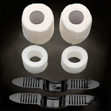 Male edge/Jes-Extender Tune up & Extra Pro, белый Комплект аксессуаров для экстендера desire de luxe platinum serenada 30мл