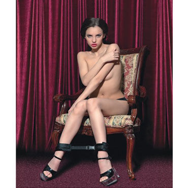 ToyFa Theatre Наручники/Оковы Мягкие gift set of nea white and fetish fantasy series furry love cuffs black