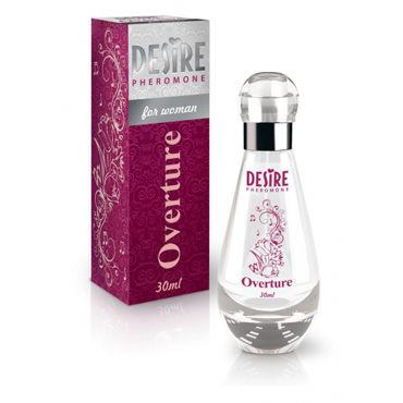 Desire De Luxe Platinum Overture, 30мл Женские духи с феромонами