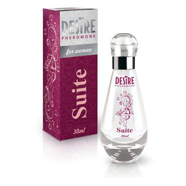 Desire De Luxe Platinum Suite, 30мл Женские духи с феромонами духи спрей женские de luxу platinum desire overture 30 мл