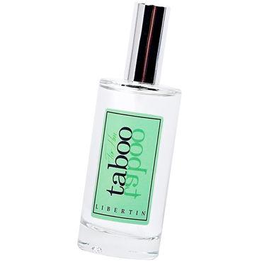 RUF Taboo Libertin, 50 мл Туалетная вода для мужчин с феромонами taboo повседневные брюки