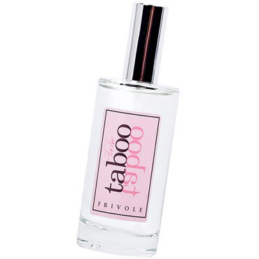 RUF Taboo Frivole, 50 мл Туалетная вода для женщин с феромонами taboo повседневные брюки