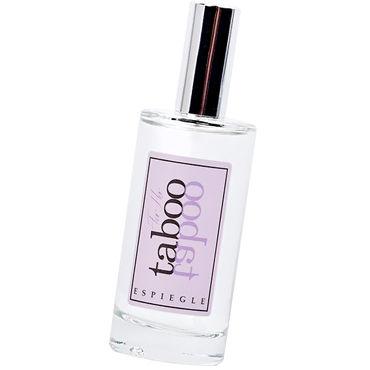 RUF Taboo Epiegle, 50 мл Туалетная вода для женщин с феромонами taboo повседневные брюки