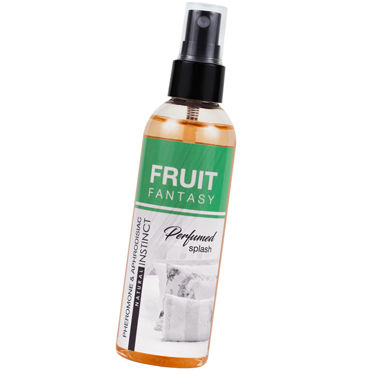 Natural Instinct Fruit Fantasy, 100 мл Парфюм для белья и интерьера с феромонами и афродизиаками erotist forest fruit 100 мл