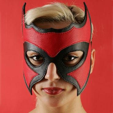 Podium очки, черно-красные С замшевой подкладкой