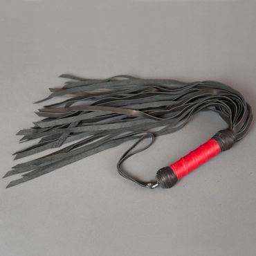 Podium флогер, черно-красный С 35 хвостами gopaldas h2o patriot розовый реалистичный вибратор из нежного материала