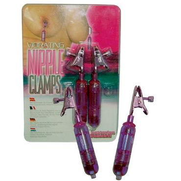 Dream toys виброклипсы Для груди расширители зажимы и вытяжки цвет черный обряд