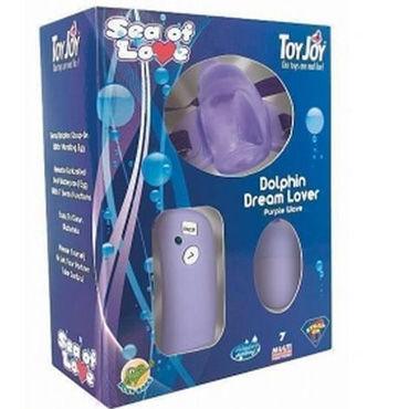 Toy Joy вибробабочка+виброяйцо С дистанционным управлением